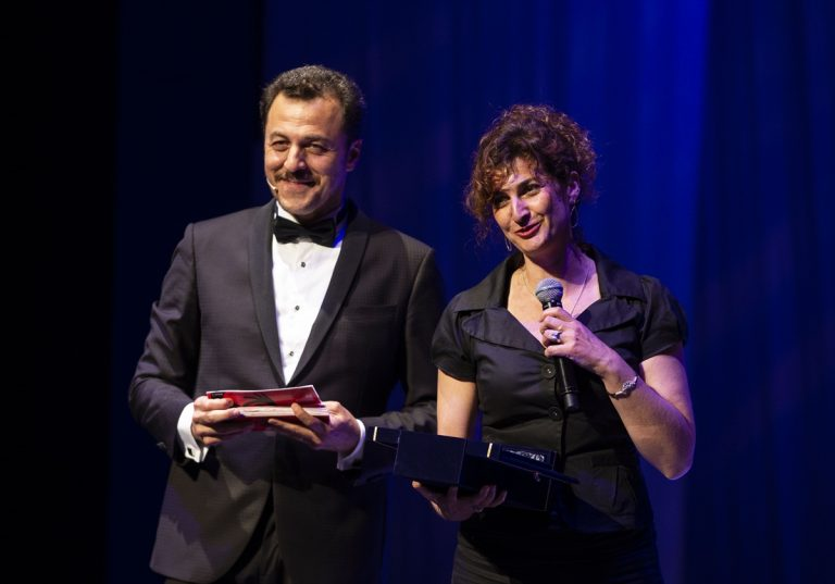 "Pelin Esmer receives ""Bilge Olgaç Achievement Award"""