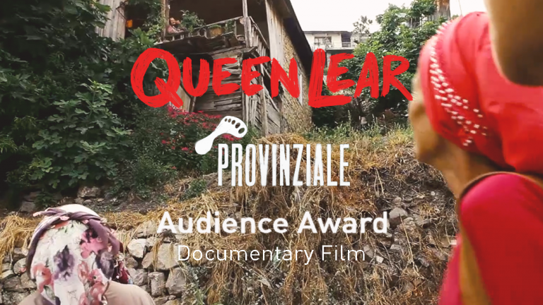 QUEEN LEAR RECEIVES THE AUDIENCE AWARD FROM PROVINZIALE 2020